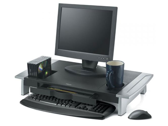 Podstawa pod monitor Premium Office Suites - Fellowes